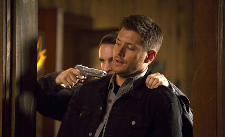 Whoops... Gun to the Neck - Supernatural Season 10 Episode 4
