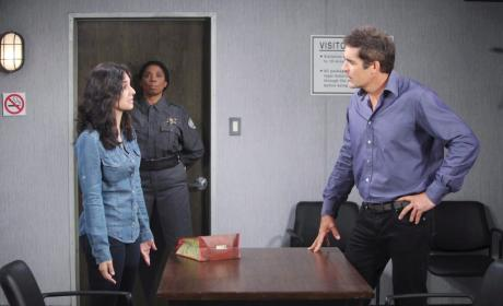 Gabi Comes Home - Days of Our Lives