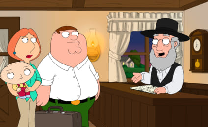 Family Guy Review: Amish Guy