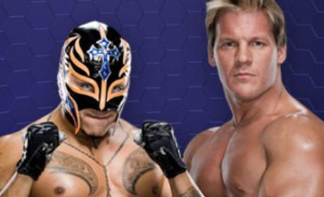 Rey Mysterio Versus Chris Jericho