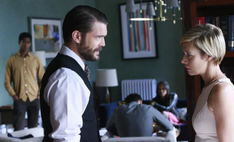 Frank and Bonnie - How To Get Away With Murder Season 2 Episode 6