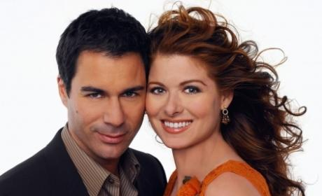 The Mysteries of Laura to Stage Will & Grace Reunion