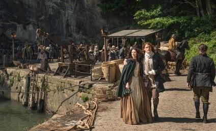Outlander Season 2 Episode 1 Review: Through a Glass, Darkly
