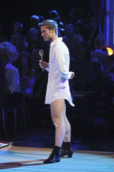 Jake Pavelka Sans Pants