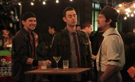 Colin Hanks on Happy Endings