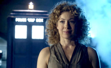 Doctor Who: Alex Kingston to Return as River Song for Christmas Episode!