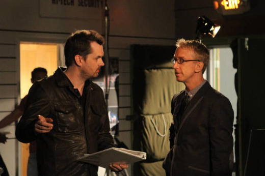 Jim Jefferies and Andy Dick