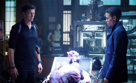 TV Ratings Report: Almost Human Slides with Sexbots