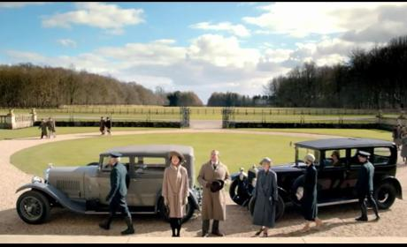 Downton Abbey Season 6 First Look: How Will It End?