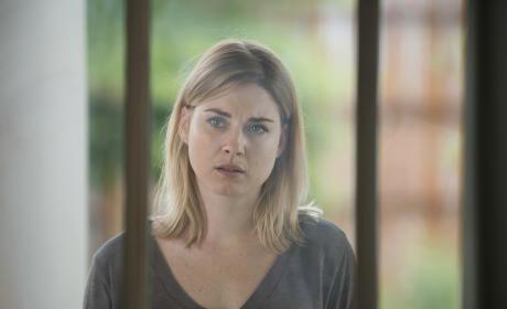 Lost in the window - The Walking Dead Season 6 Episode 1