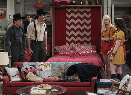 Watch 2 Broke Girls Season 2 Episode 7 Online