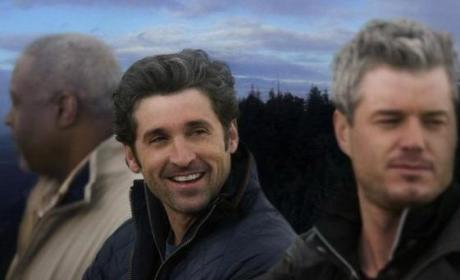 Richard, Derek and Mark