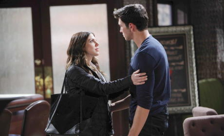 Abigail is Stunned - Days of Our Lives