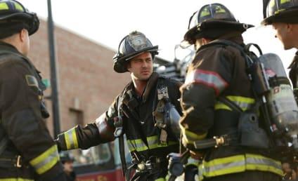 Chicago Fire Season 3 Episode 9 Review: Arrest in Transit