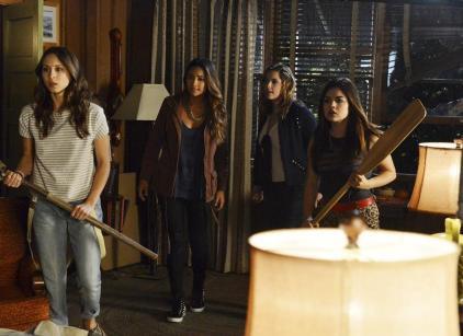 Watch Pretty Little Liars Season 4 Episode 15 Online