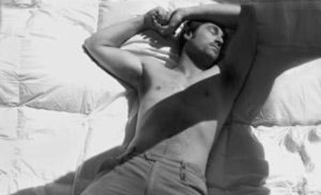 Patrick Dempsey in Bed