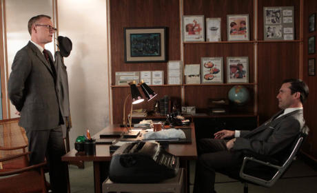 In Don's Office