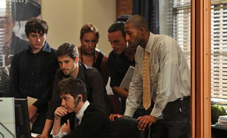 The Gang at Parador