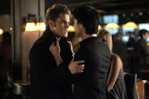 Damon vs. Stefan