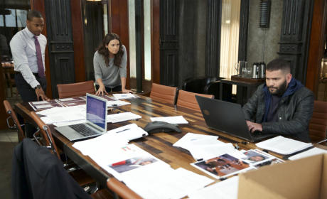 Gladiators at Work - Scandal Season 5 Episode 8