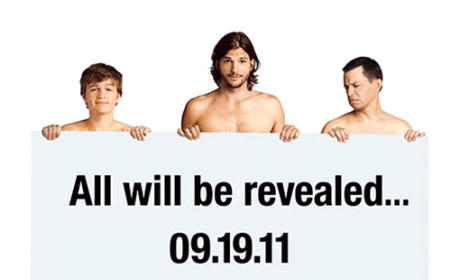 Two and a Half Men Season 9 Promo Pic: All Will Be Revealed...