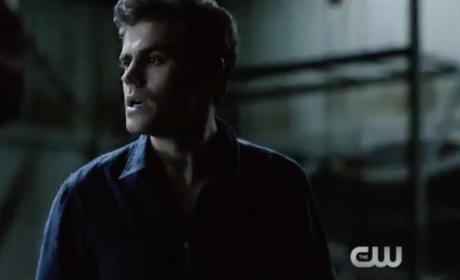 Uh-Oh, Stefan - The Vampire Diaries Season 8 Episode 1