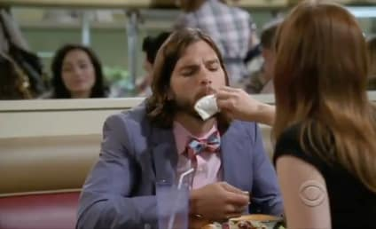 "Two and a Half Men Review: ""People Who Love Peepholes"""