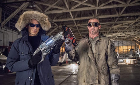 The Flash Season 1 Episode 10 Review: Revenge of the Rogues