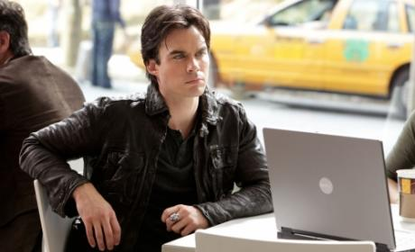 Deep Thinking Damon