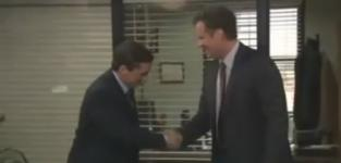 The Office Clip - Will Ferrell Guest Stars