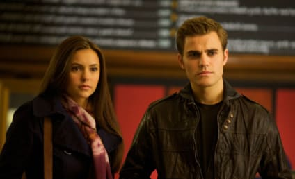The Vampire Diaries: Pilot Pics Reveal Key Scenes