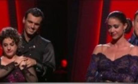 Dancing with the Stars Votes Out Derek Hough and Shannon Elizabeth