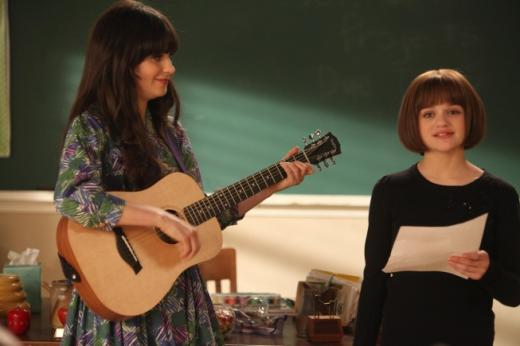 Joey King on New Girl