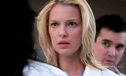 Grey's Anatomy Producers to Kill Izzie?