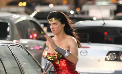 NBC President Teases Wonder Woman's New Look
