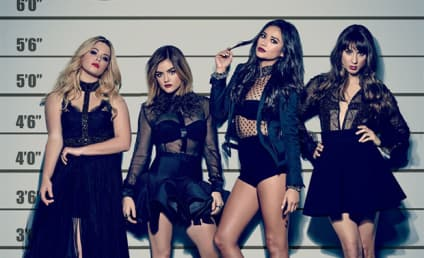 Pretty Little Liars Season 7 Poster: Where's Hanna?!?