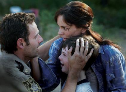 Watch The Walking Dead Season 1 Episode 3 Online