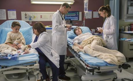 Caring for Patients - Grey's Anatomy Season 11 Episode 9