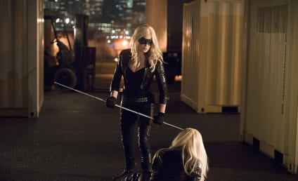 Arrow Season 3 Episode 13 Photo Gallery: Canary Rivalry