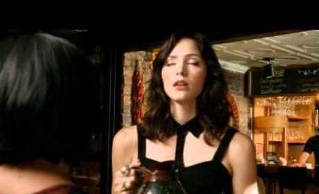 "Smash Music Video, Sneak Peeks: Katharine McPhee Covers ""Beautiful"""