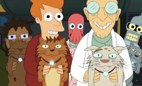"Futurama Review: ""That Darn Katz!"""