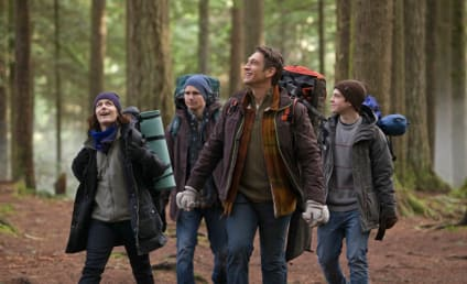 The Tomorrow People Review: Always Fighting to Survive