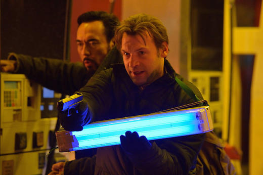 Vasily and Ephraim - The Strain