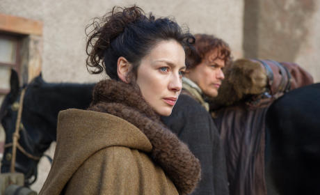 A Day Out - Outlander Season 1 Episode 3