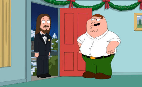 Jesus Birthday - Family Guy