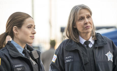Platt and Burgess to the Rescue - Chicago PD Season 3 Episode 10