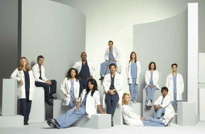 Grey's Anatoym Season 4 Cast
