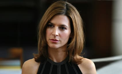Perrey Reeves to Be All Business on Covert Affairs