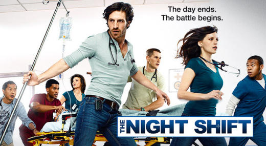 The Night Shift Poster