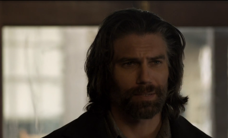 Cullen Returns - Hell on Wheels